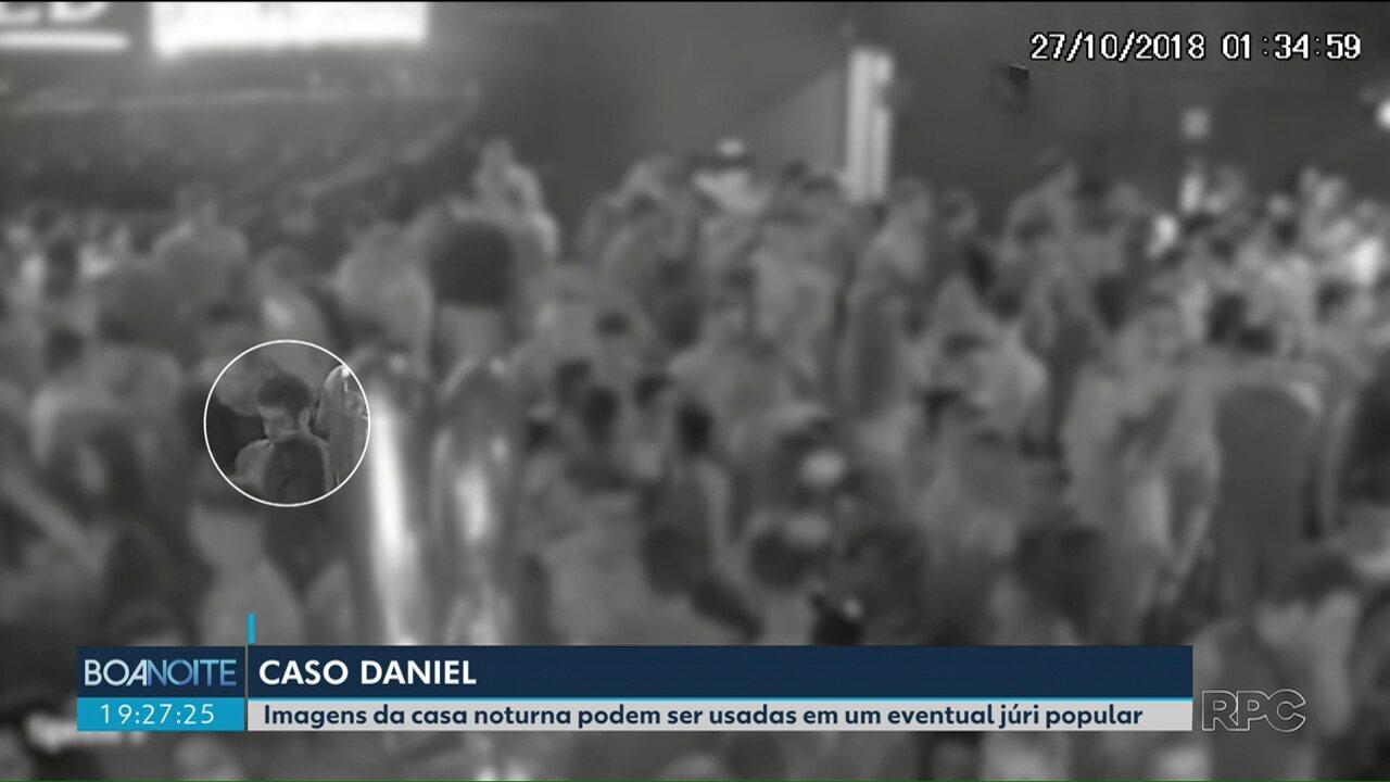 Caso Daniel: caso noturna tem até segunda-feira para entregar todas as imagens à Justiça