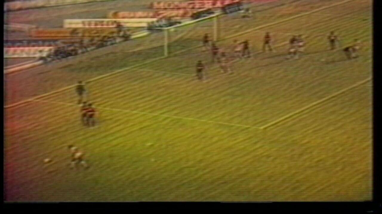 Náutico vence Sport na final do terceiro turno de 1985