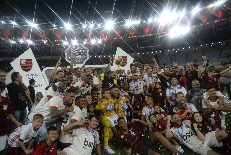 Melhores momentos: Flamengo 2 x 0 Vasco pela decisão do Campeonato Carioca