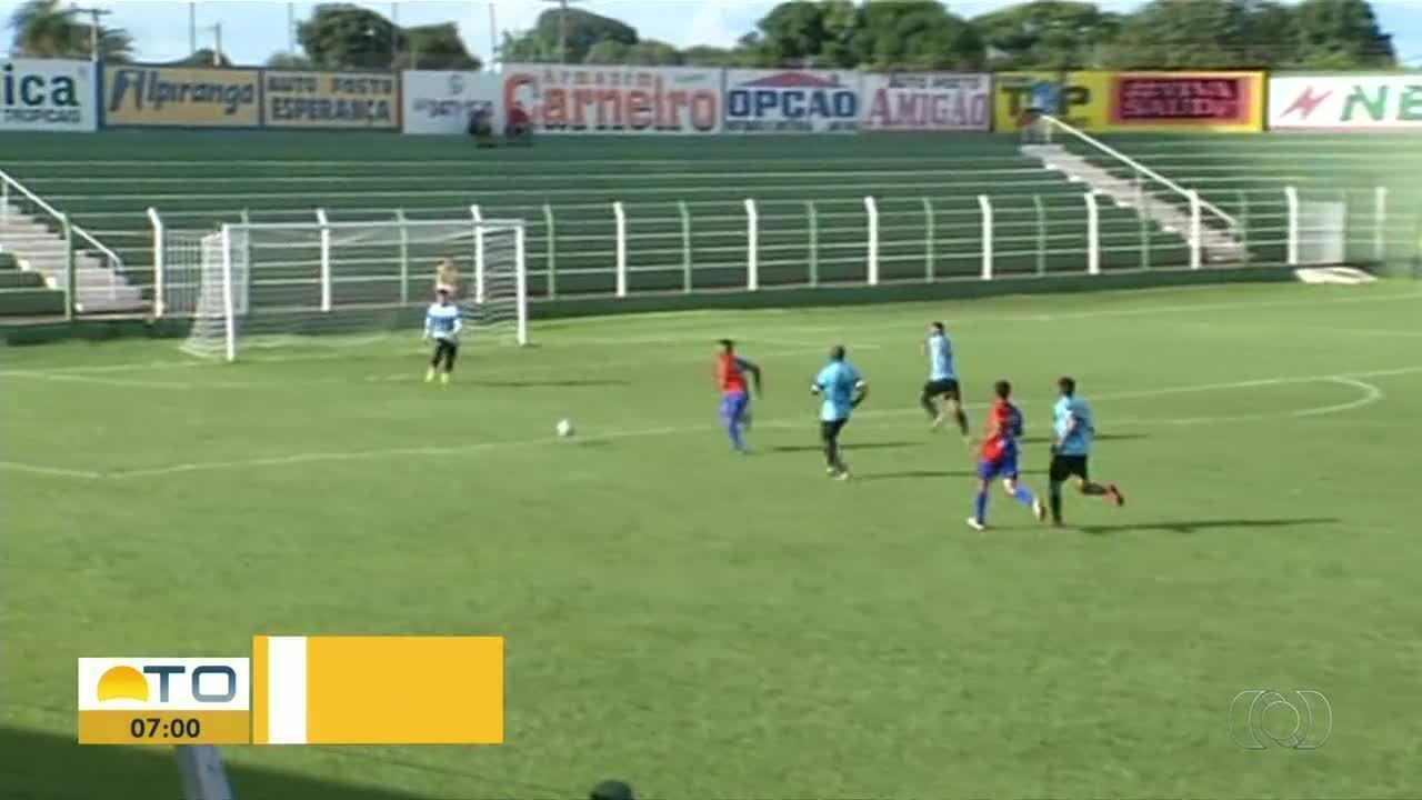 Sparta vence o Arsenal e chega à vice-liderança do grupo B no Tocantinense