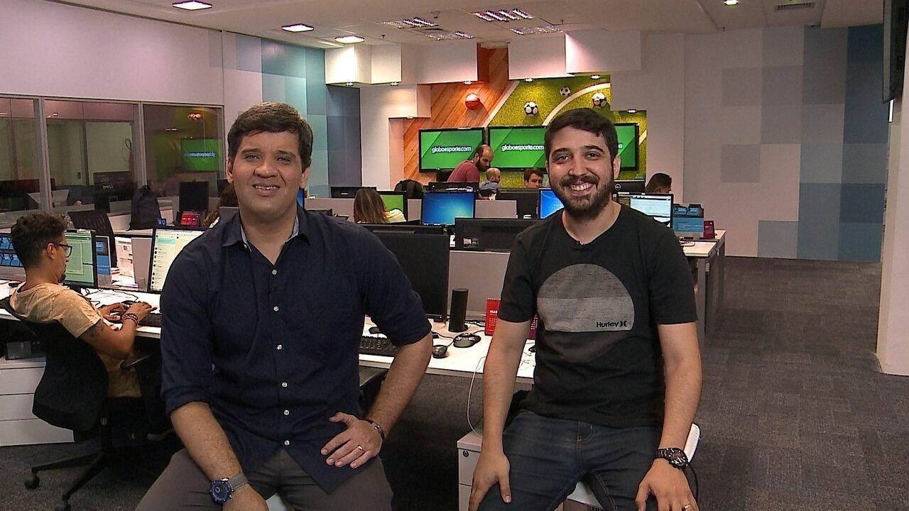 Cabral Neto e Rômulo Alcoforado conversam sobre futuro do Náutico após vice do estadual