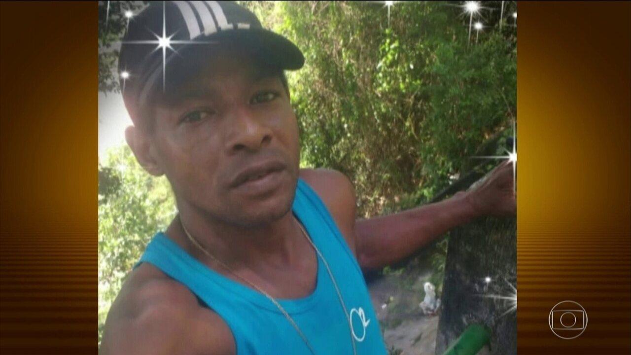 Morte de gari provoca protesto na Zona Sul do Rio de Janeiro