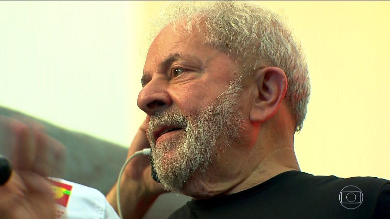 Além do caso do triplex, Lula é réu em outras seis ações penais