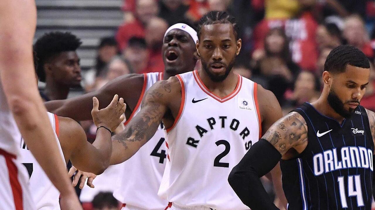 Melhores Momentos: Toronto Raptors 115 x 96 Orlando Magic, pela NBA
