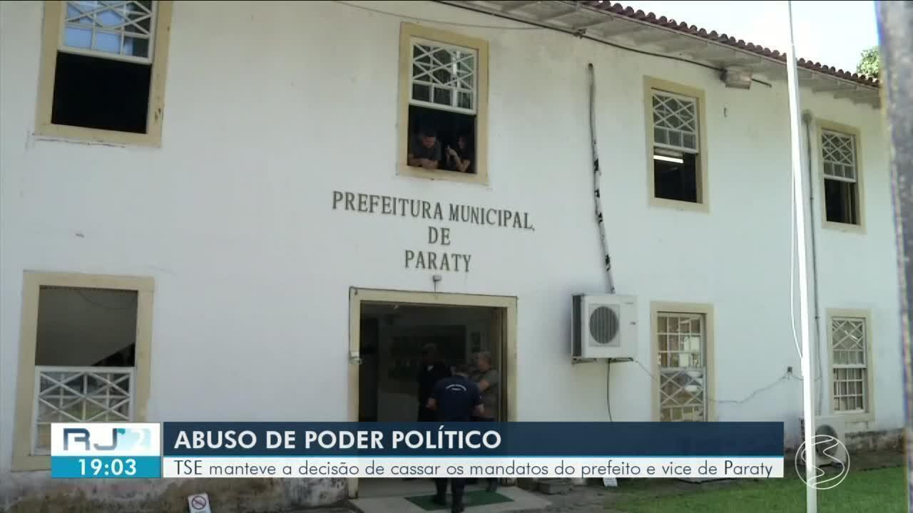 Paraty terá nova eleição municipal após TSE manter cassação de prefeito e vice