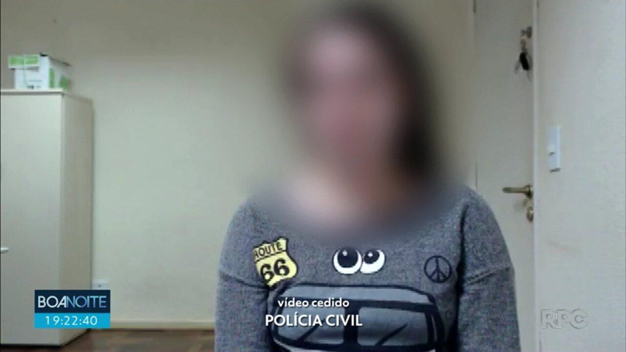Justiça acata denúncia contra mãe que matou o filho