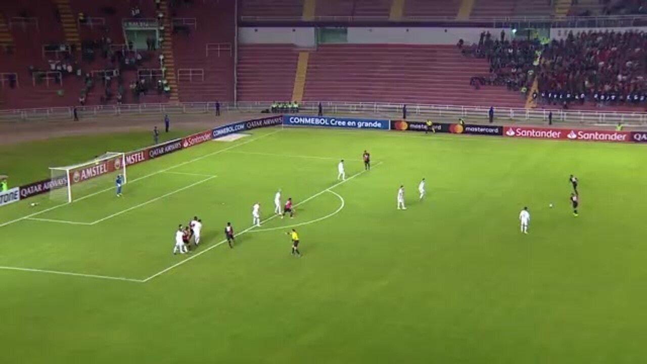 Melhores momentos de Melgar 0 x 4 Palmeiras