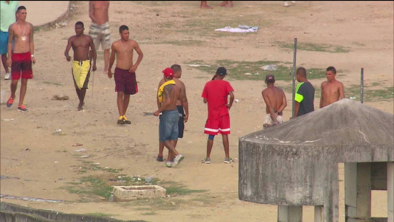 Sistema prisional de Pernambuco tem a maior superlotação do país