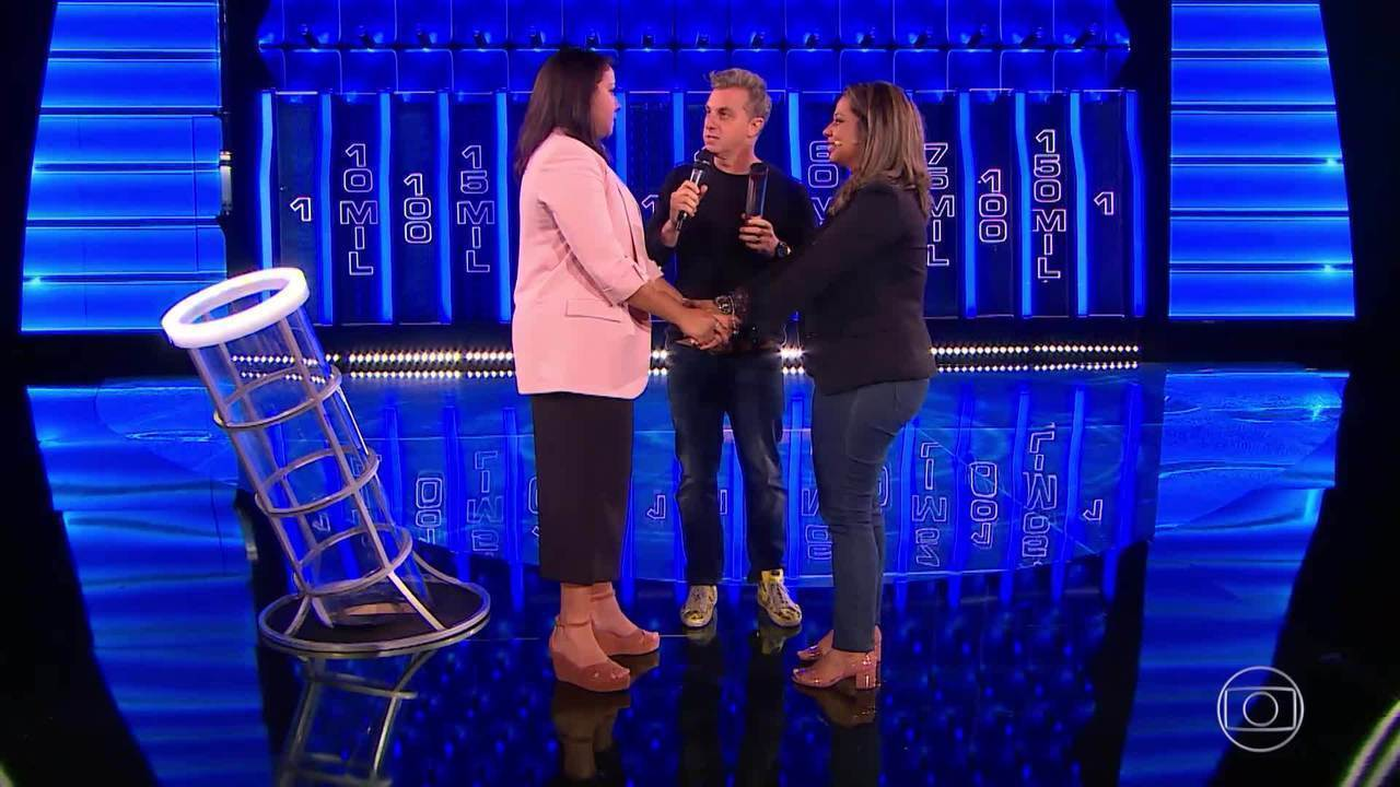 Sabrina revela para Larissa se assinou ou rasgou o contrato no 'The Wall'