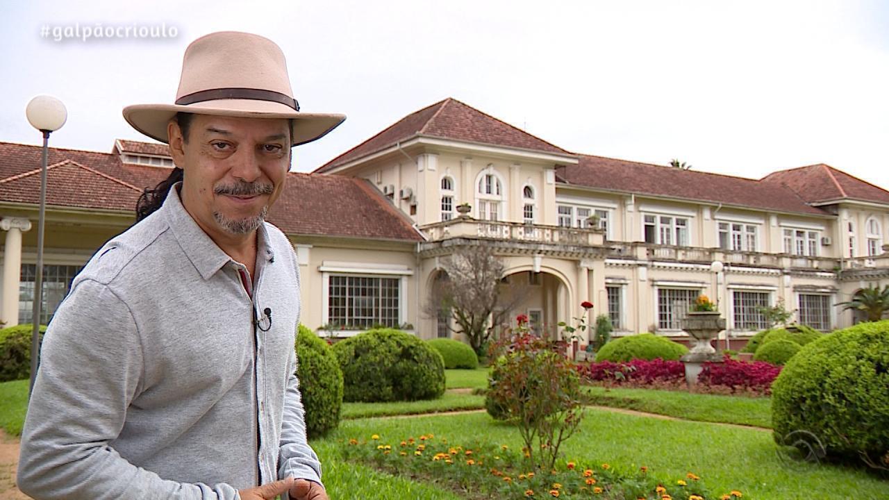 Neto reúne a família Fagundes para um passeio pelos Jardins do DMAE, em Porto Alegre