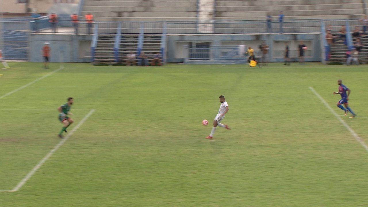 Veja os melhores momentos de Manaus 0 x 0 Fast