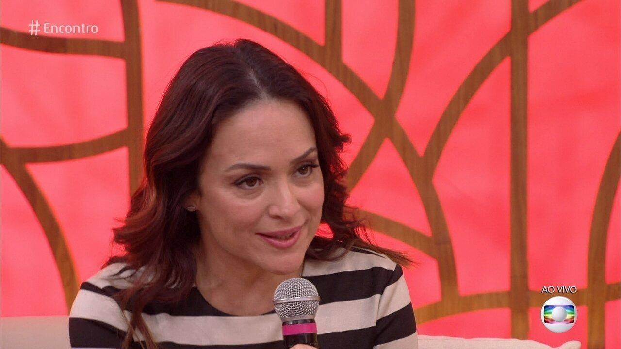 Gabriela Duarte e Vivianne Pasmanter relembram personagens de 'Por Amor'