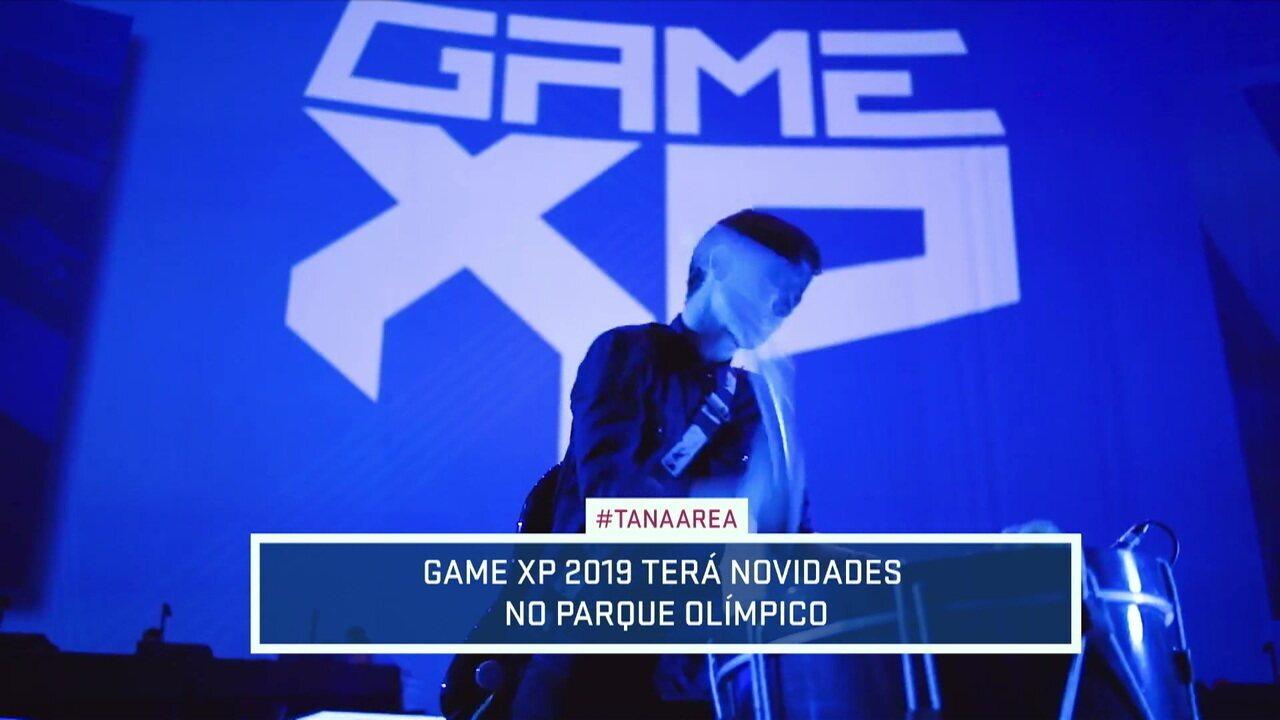 Parque Olímpico, na Barra da Tijuca, vai receber a Game XP no fim do mês de julho