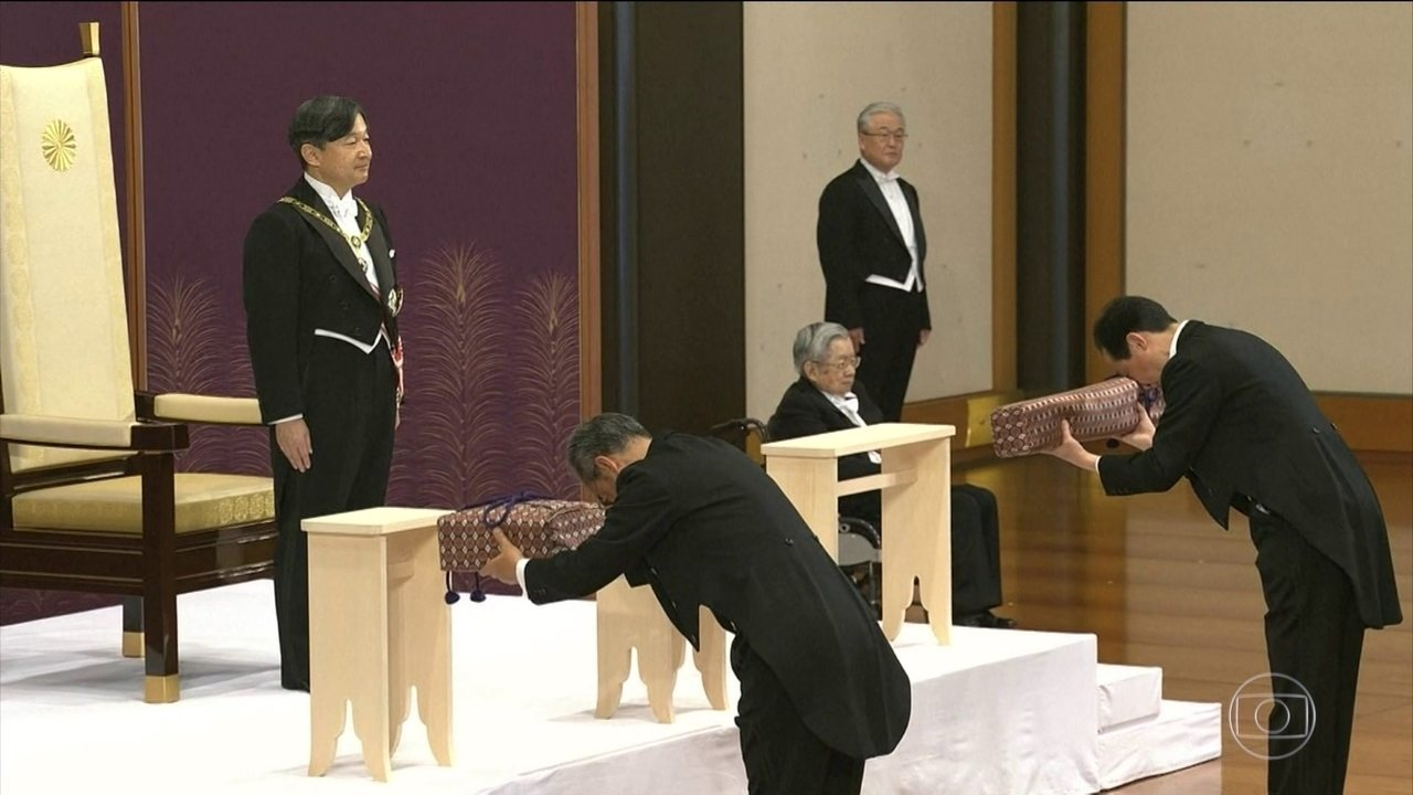 Novo imperador do Japão assume trono hoje