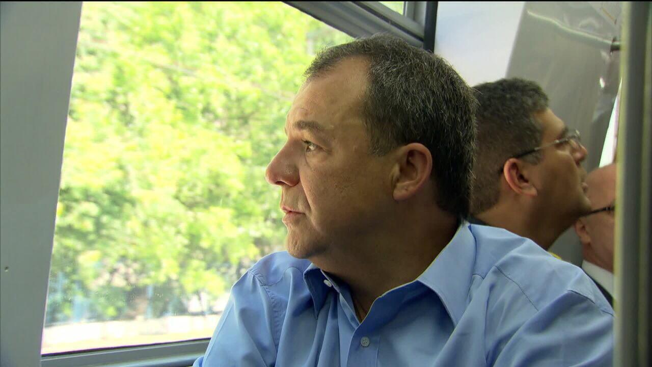 Cabral diz que suborno ao ex-chefe do Ministério Público foi em troca de proteção