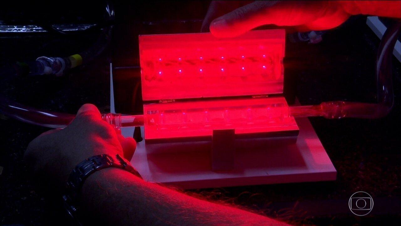 Pesquisadores desenvolvem método com laser para evitar desperdício de órgãos