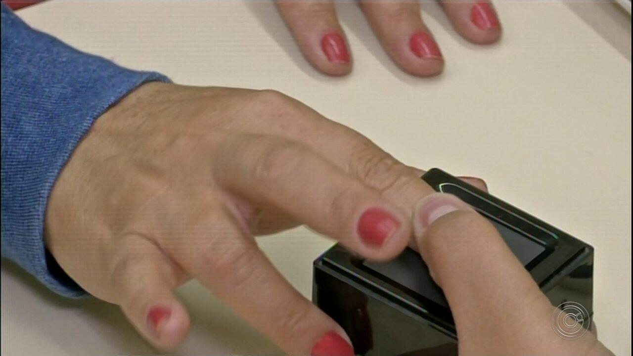 Eleitores da região de Itapetininga devem realizar o cadastramento biométrico neste ano