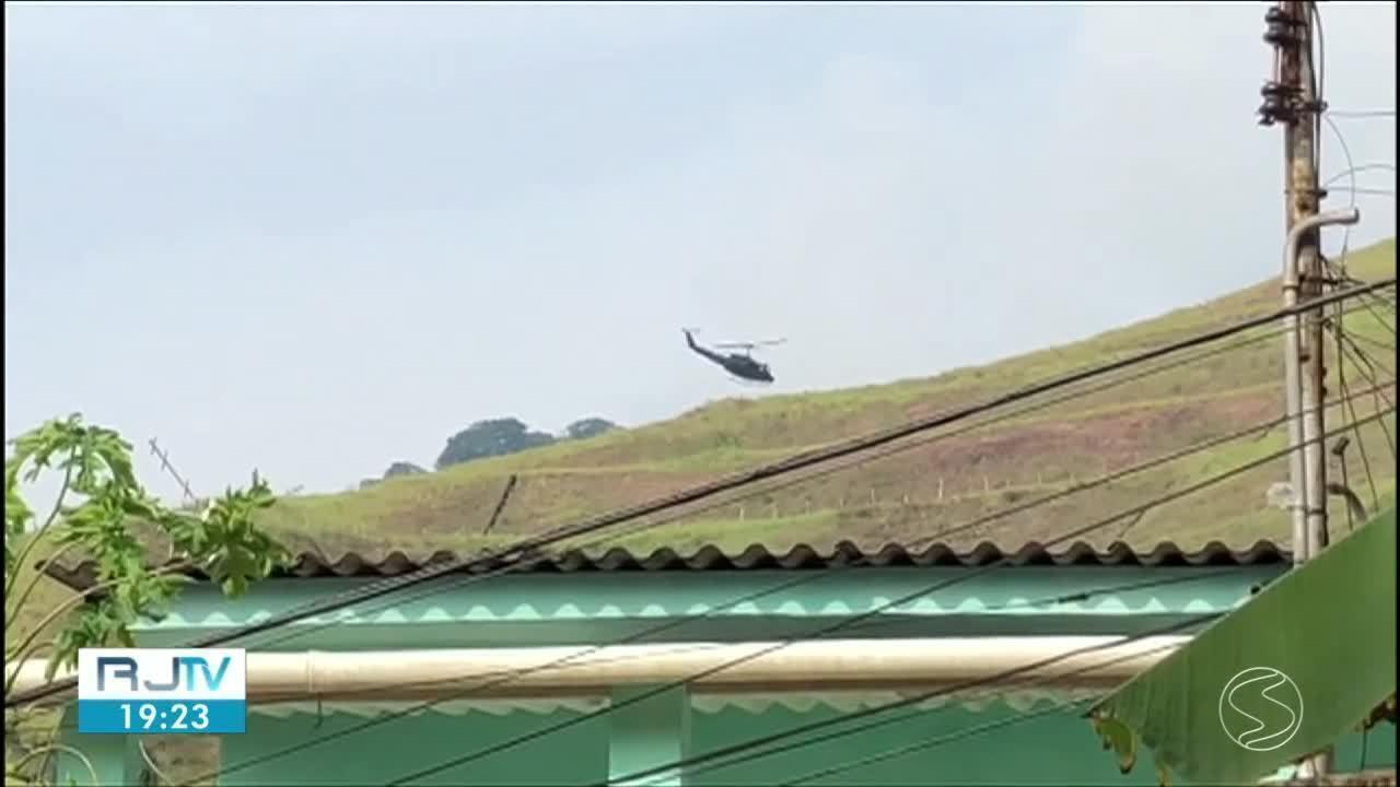 Polícia Civil realiza ação em Angra dos Reis