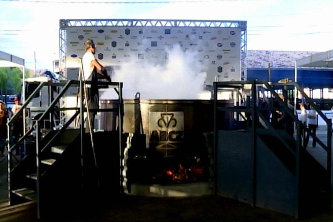 Em Uberaba, 85ª Expozebu termina com recordes; 'Zebuiada' entra para o Guinness Book