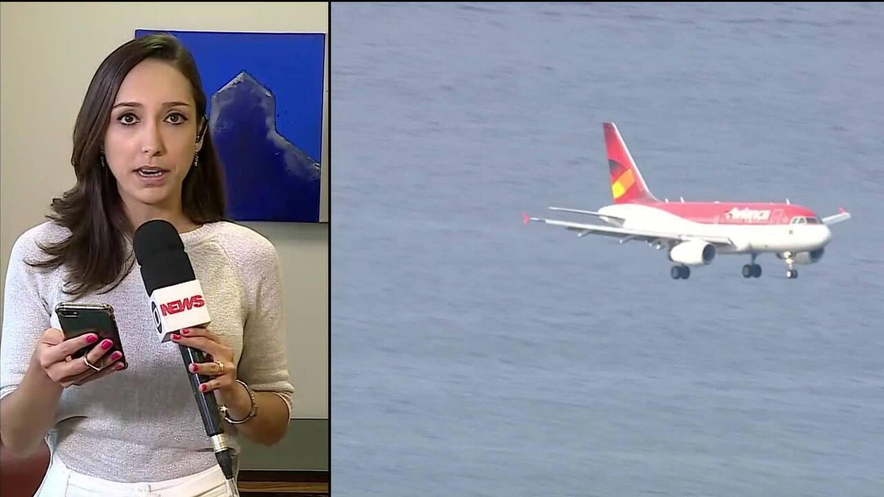 Justiça suspende leilão da Avianca Brasil