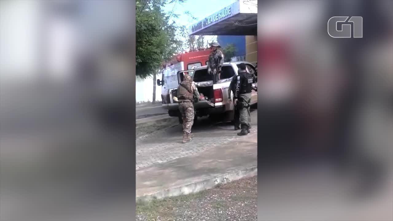 Suspeitos de assalto a banco são mortos em confronto com a polícia