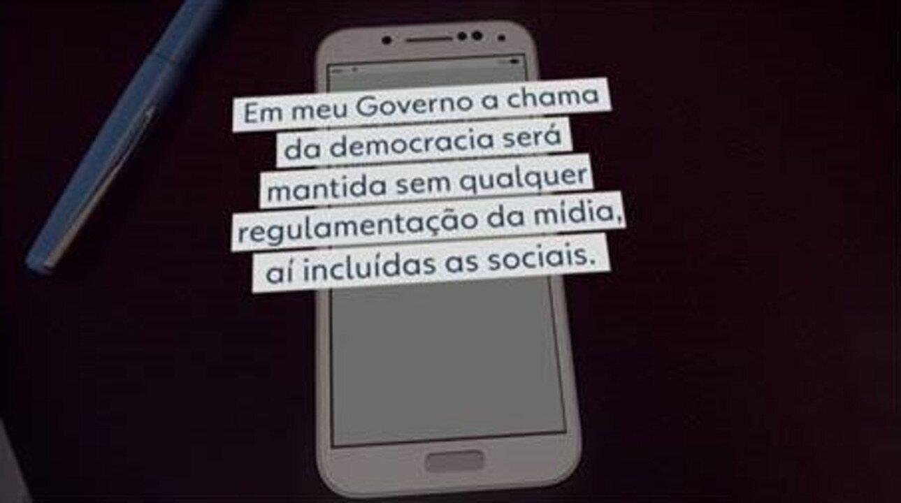 Jornal Nacional de segunda (6): Bolsonaro minimiza briga interna entre militares e ideológica do governo