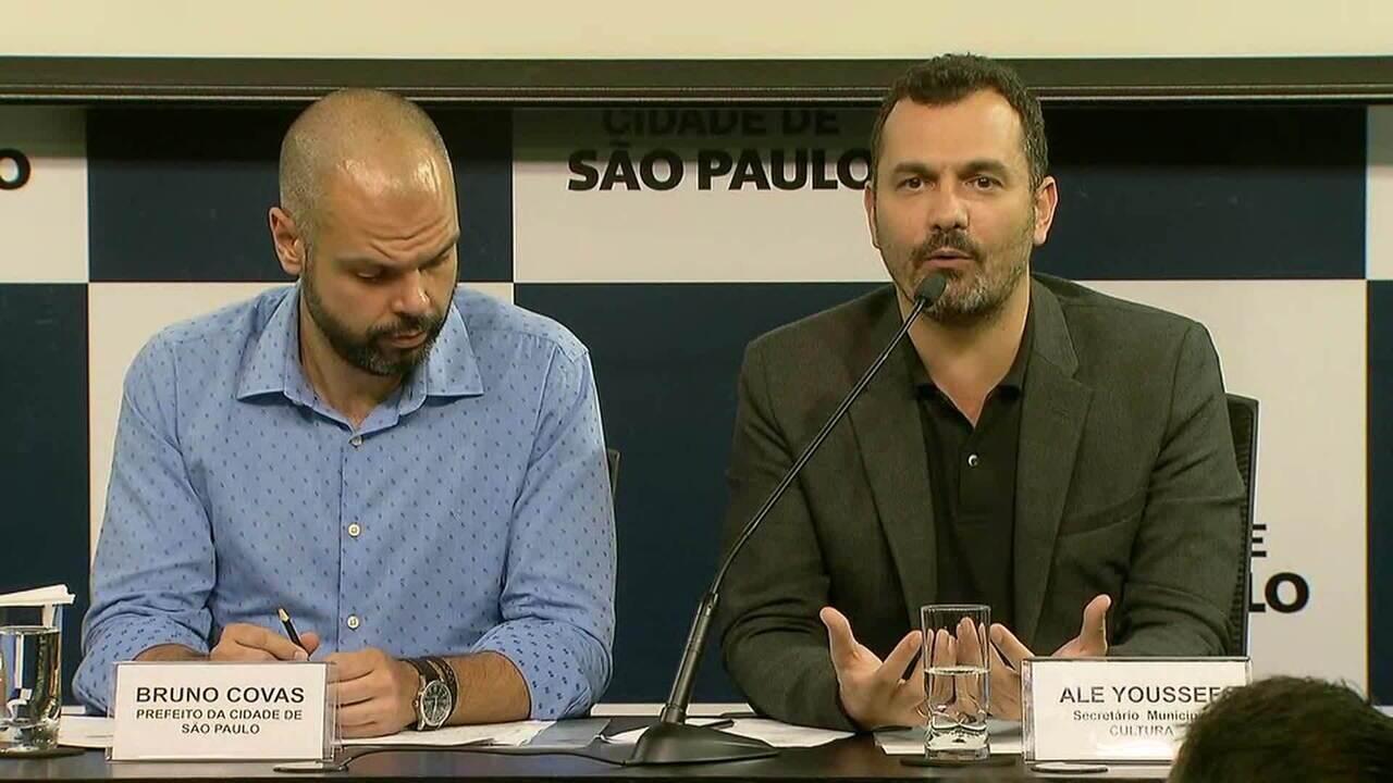 Secretário Alê Youssef fala sobre a Virada Cultural 2019 em São Paulo