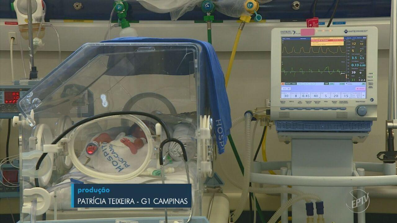 Internações de novas gestantes e recém-nascidos continuam suspensas no Caism, em Campinas