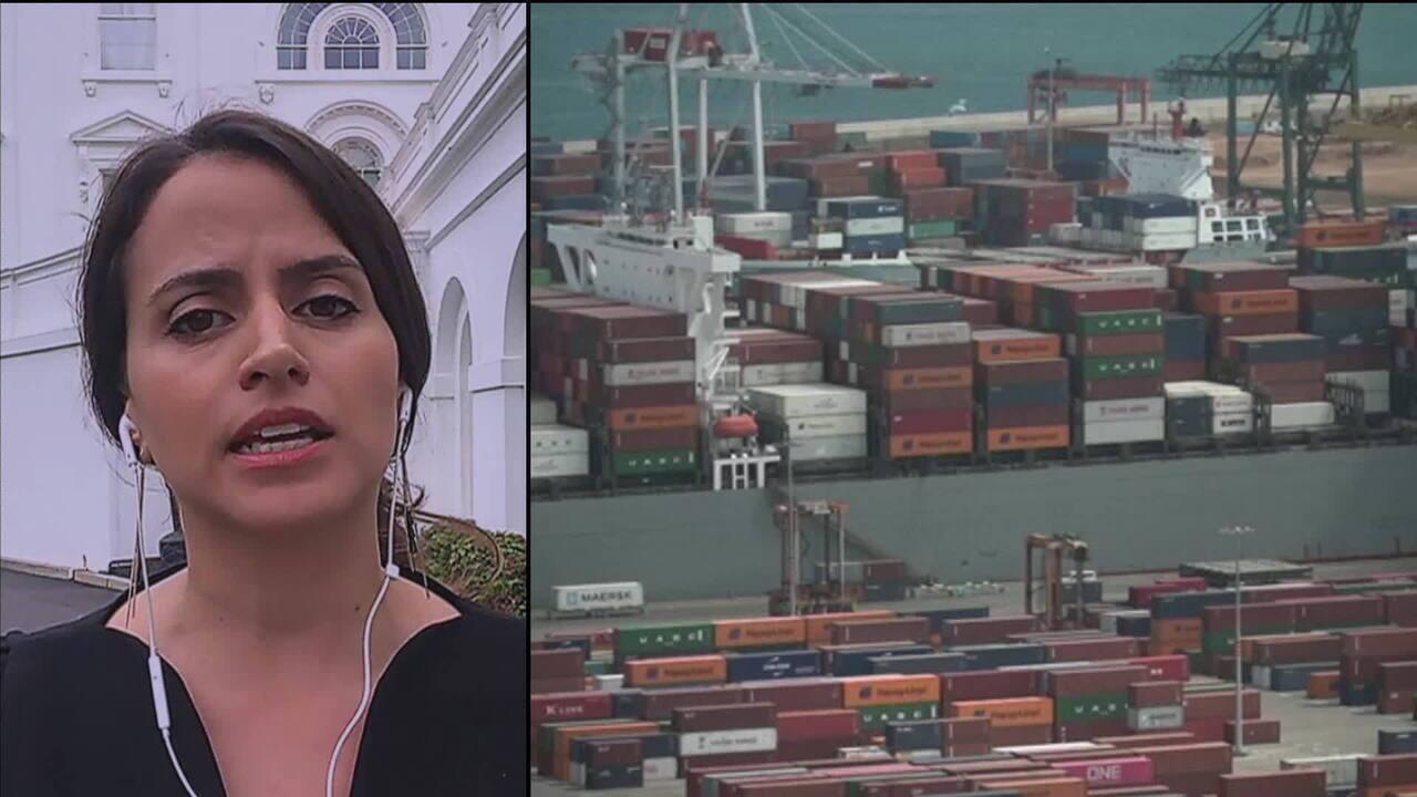 Guerra comercial: termina sem acordo negociação entre EUA e China