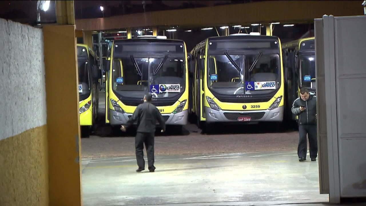 Greve de ônibus em Guarulhos é suspensa