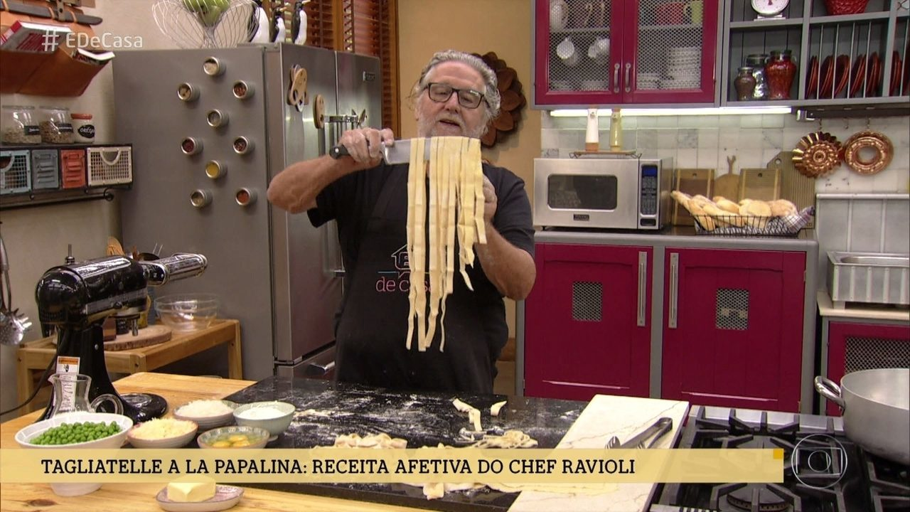 'Toque do Ravioli'