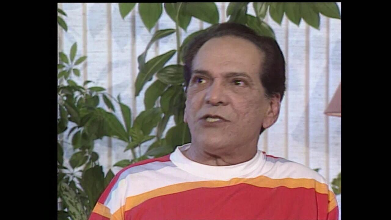 'O Lúcio era um grande ator e vai fazer muita falta', diz Nizo Neto