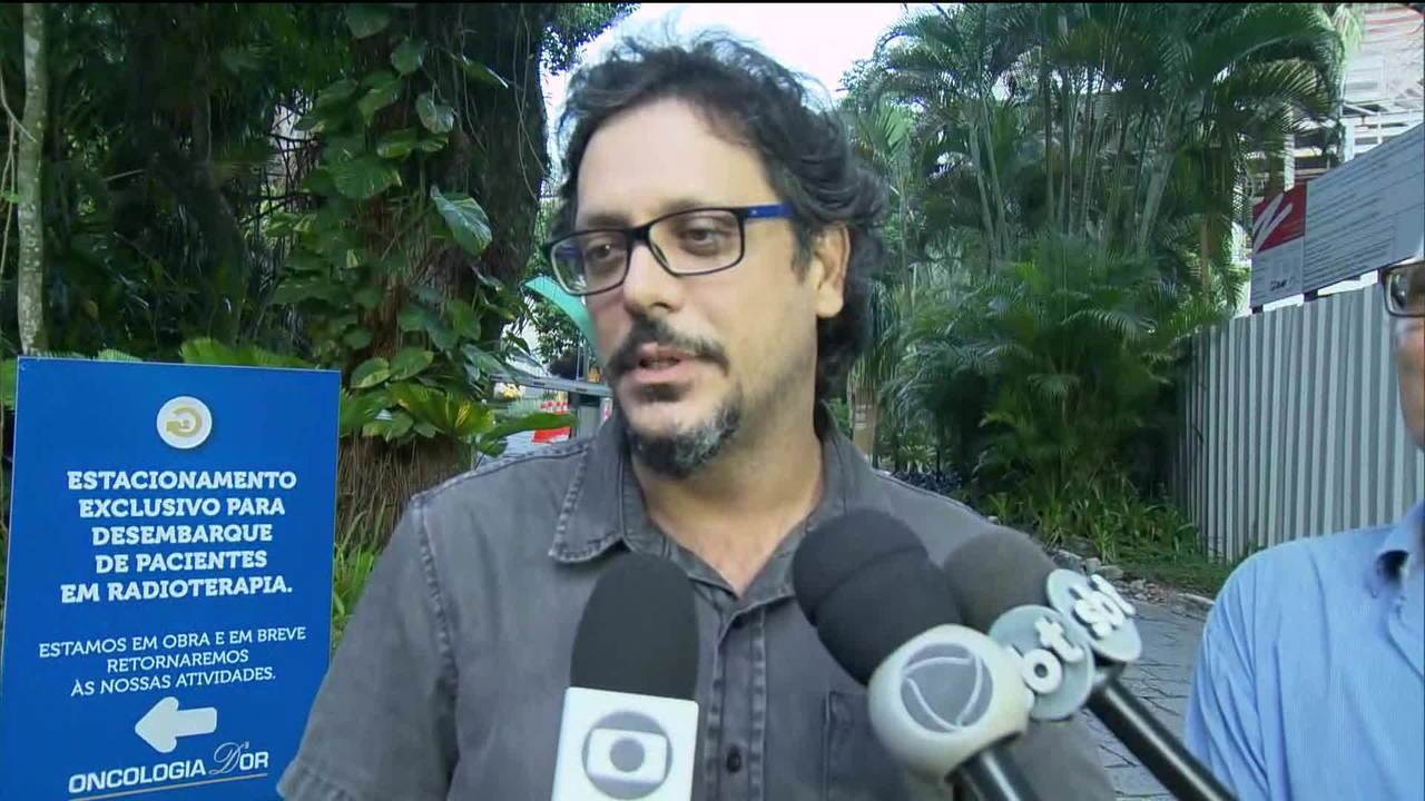 Lúcio Mauro Filho diz que pai teve uma vida maravilhosa