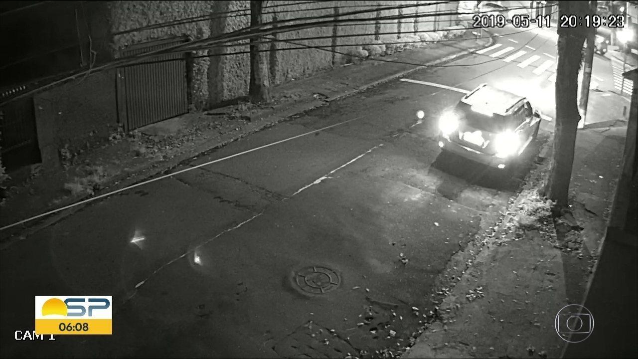 Polícia busca suspeito pela morte de um morador de rua em Santo André