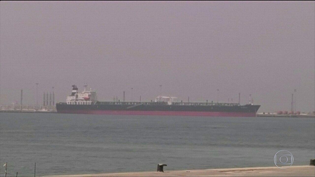 Arábia Saudita denuncia sabotagem contra petroleiros