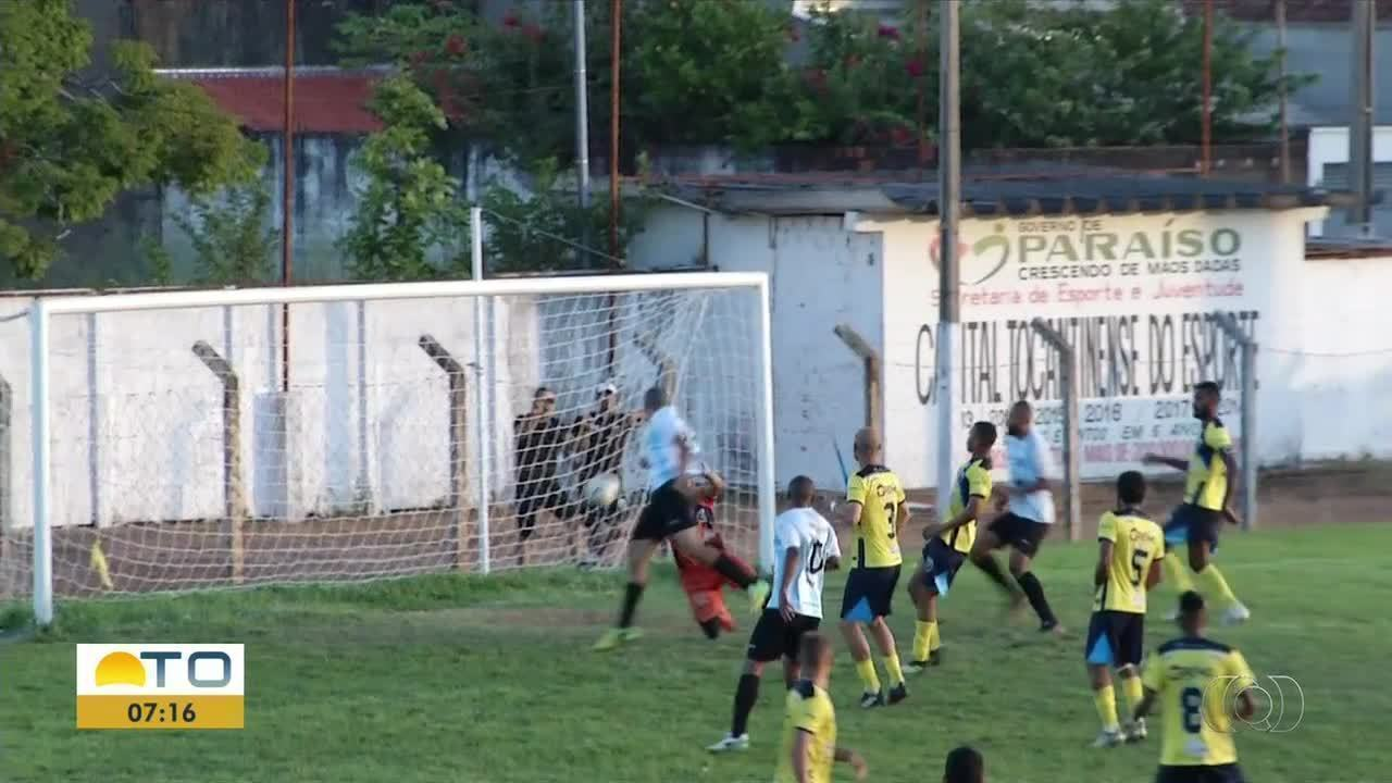Atlético Cerrado vence o Sparta 3 a 1