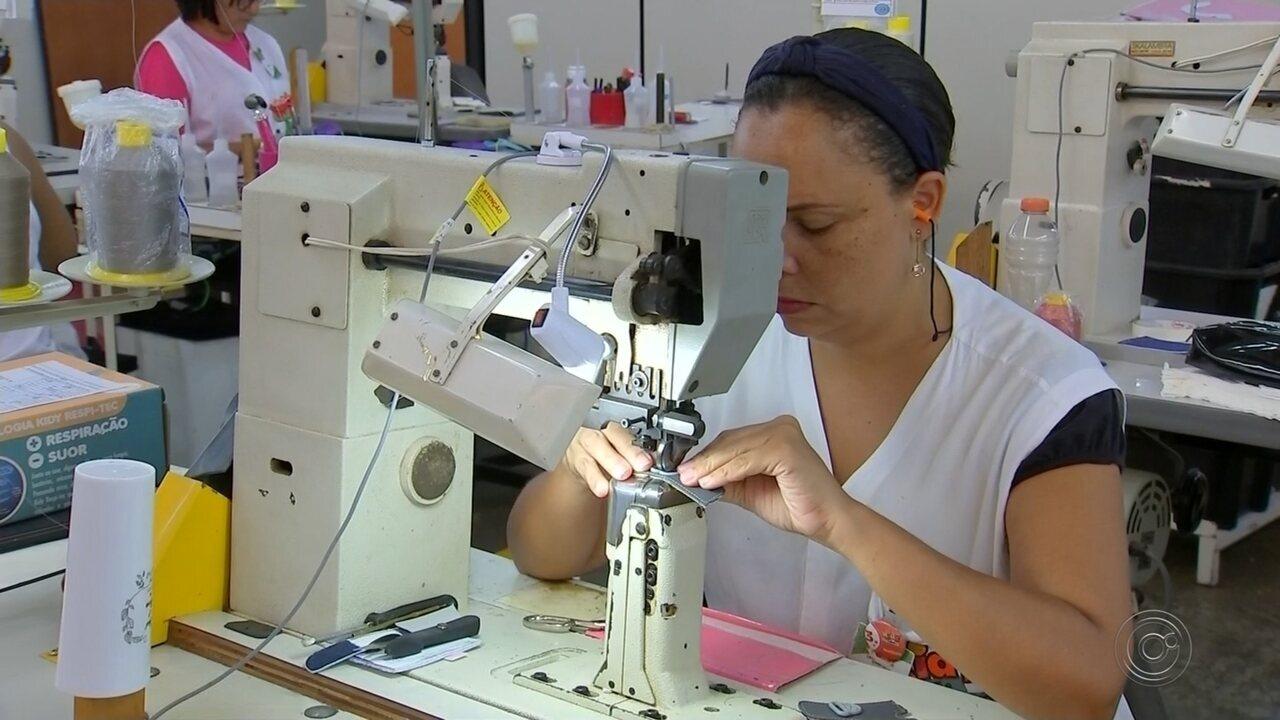 f743c850d Produção de calçados em Birigui é afetada por causa da crise na ...