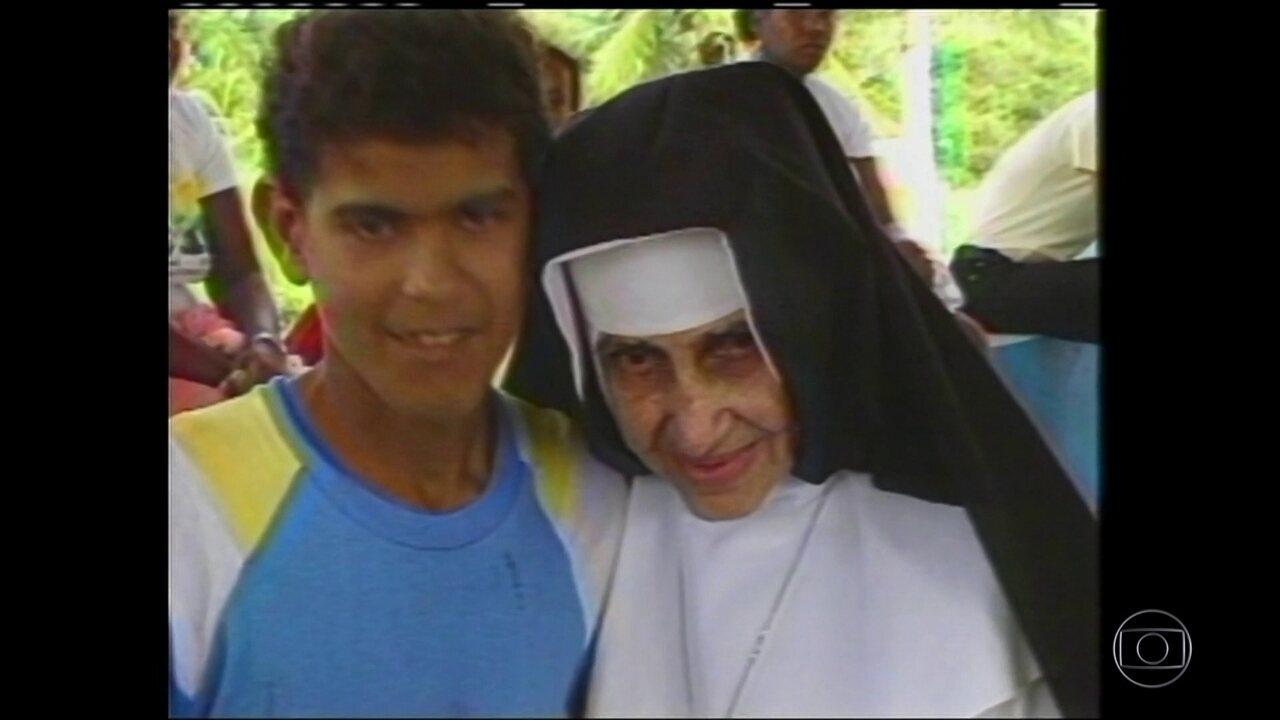 Vaticano reconhece segundo milagre atribuído à irmã Dulce