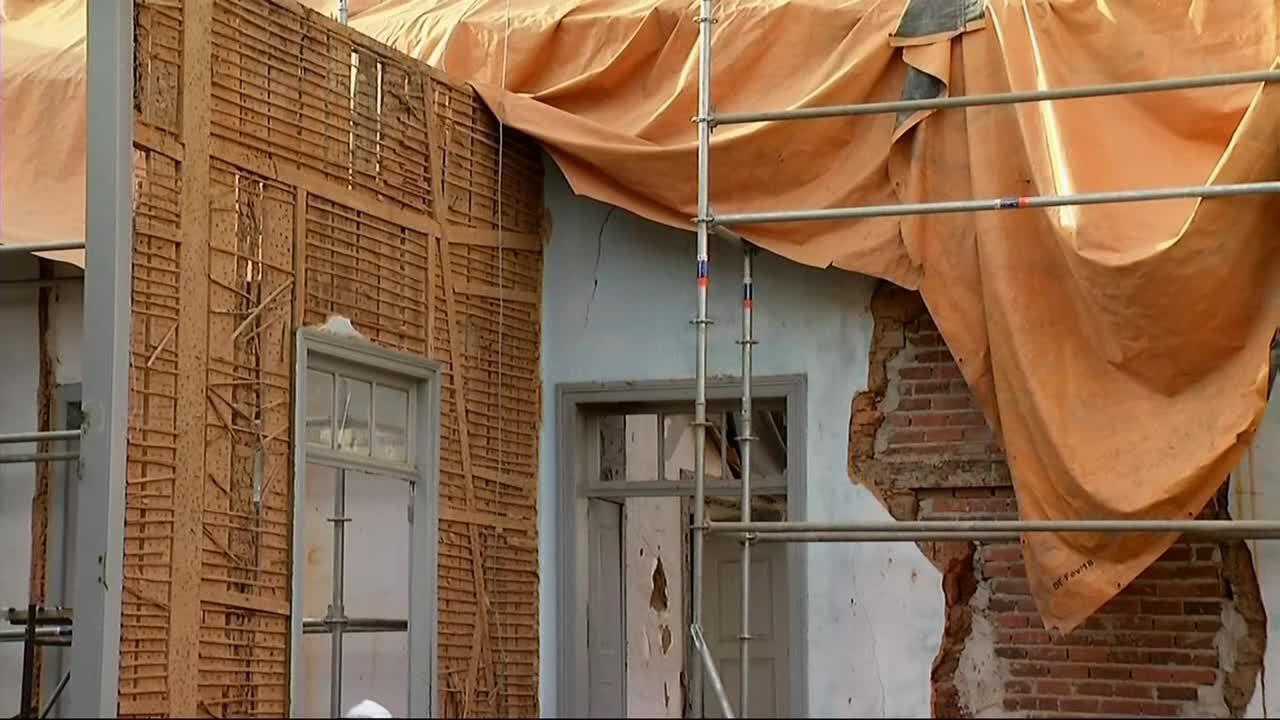 Obras de revitalização de prédios históricos seguem atrasadas em Vassouras