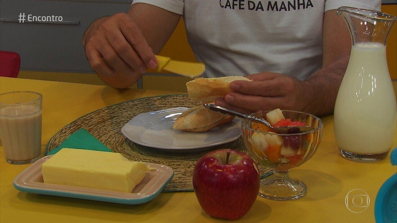 Café da manhã pode salvar vidas