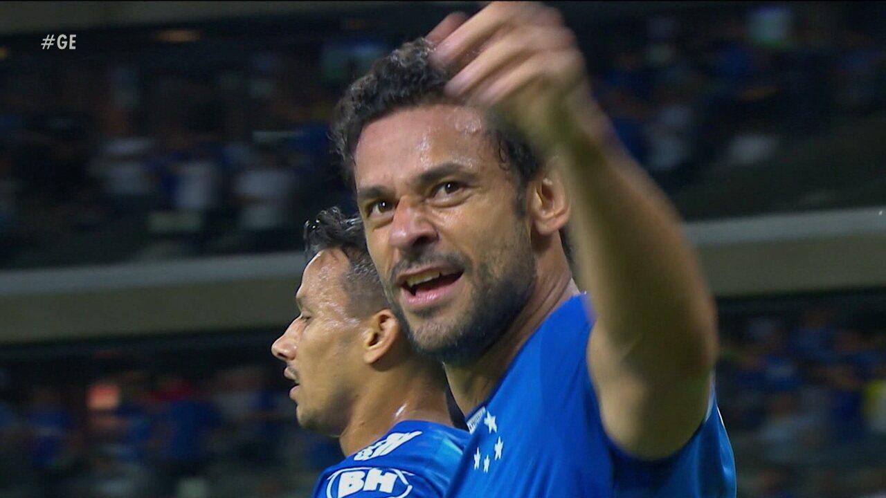 Ídolo das duas torcidas, Fred será atração de duelo entre Fluminense x Cruzeiro