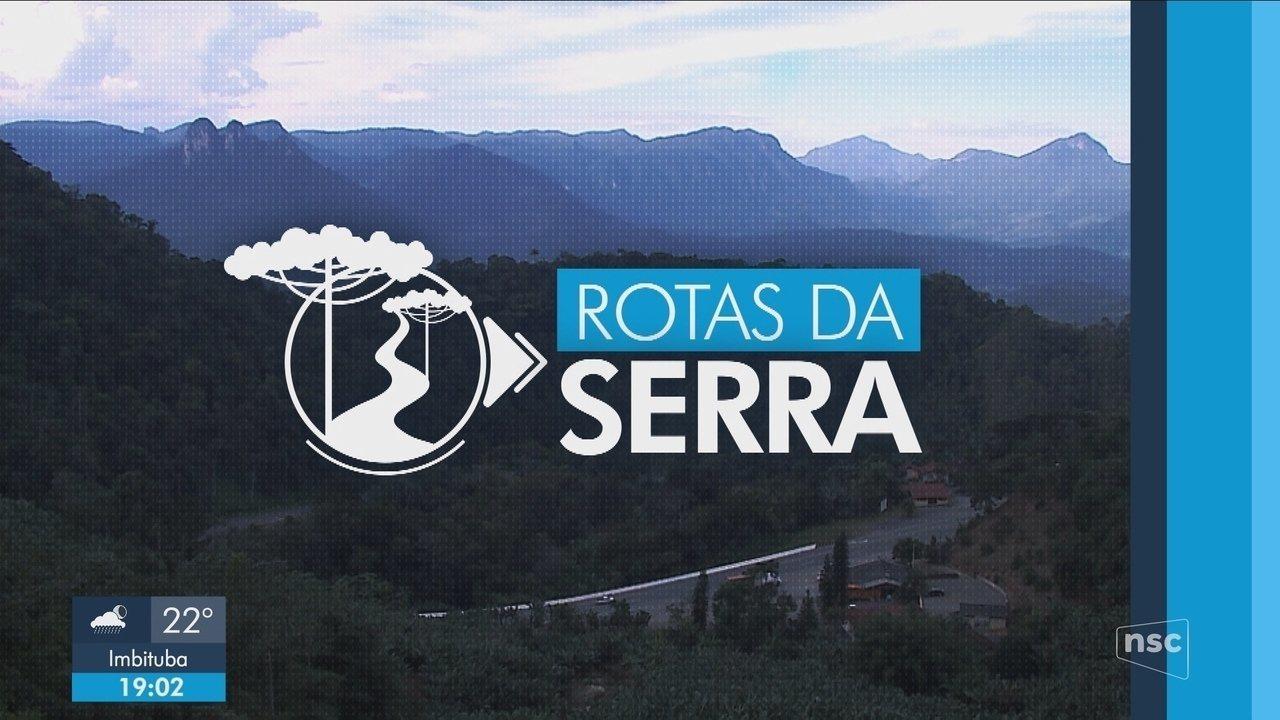 Confira a segunda reportagem da série 'Rotas da Serra'