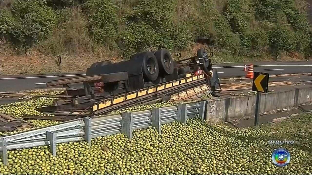 Campanha do Maio Amarelo foca ações nos caminhoneiros