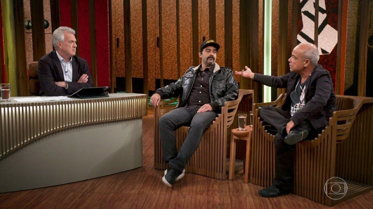 Claudio Manoel e Felipe Torres falam sobre receita do sucesso no humor