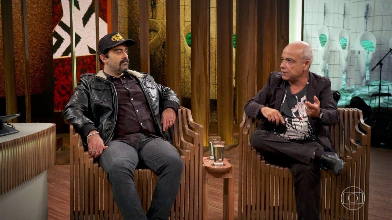 Felipe Torres e Cláudio Manoel avaliam busca pelo 'politicamente correto' no humor