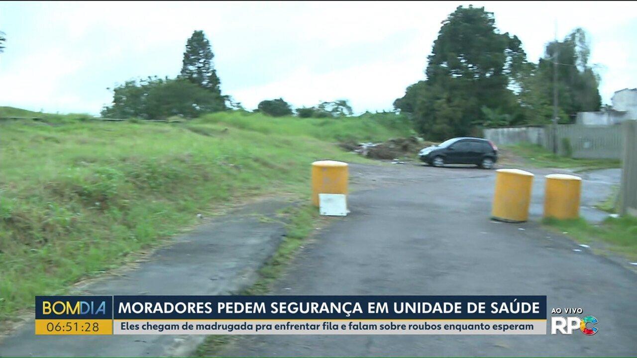 Moradores do Cajuru reclamam da falta de segurança no bairro