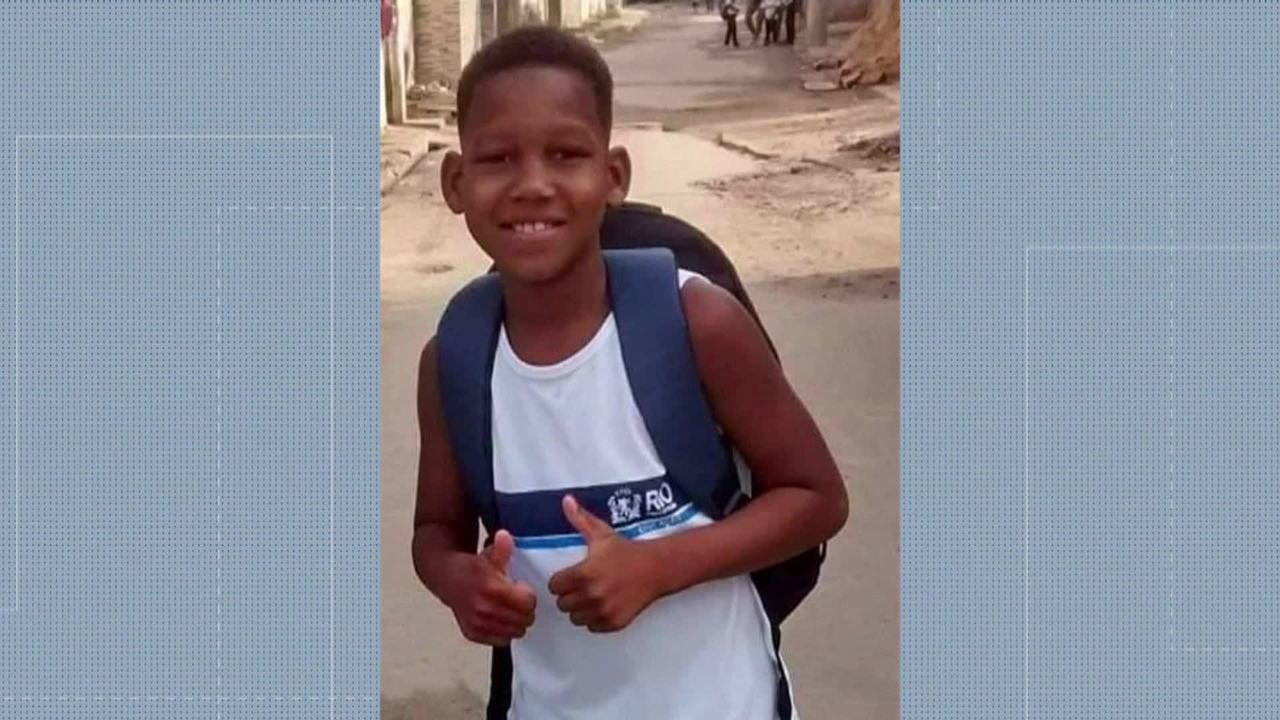 Hospital confirma morte cerebral de Kauã Rozário