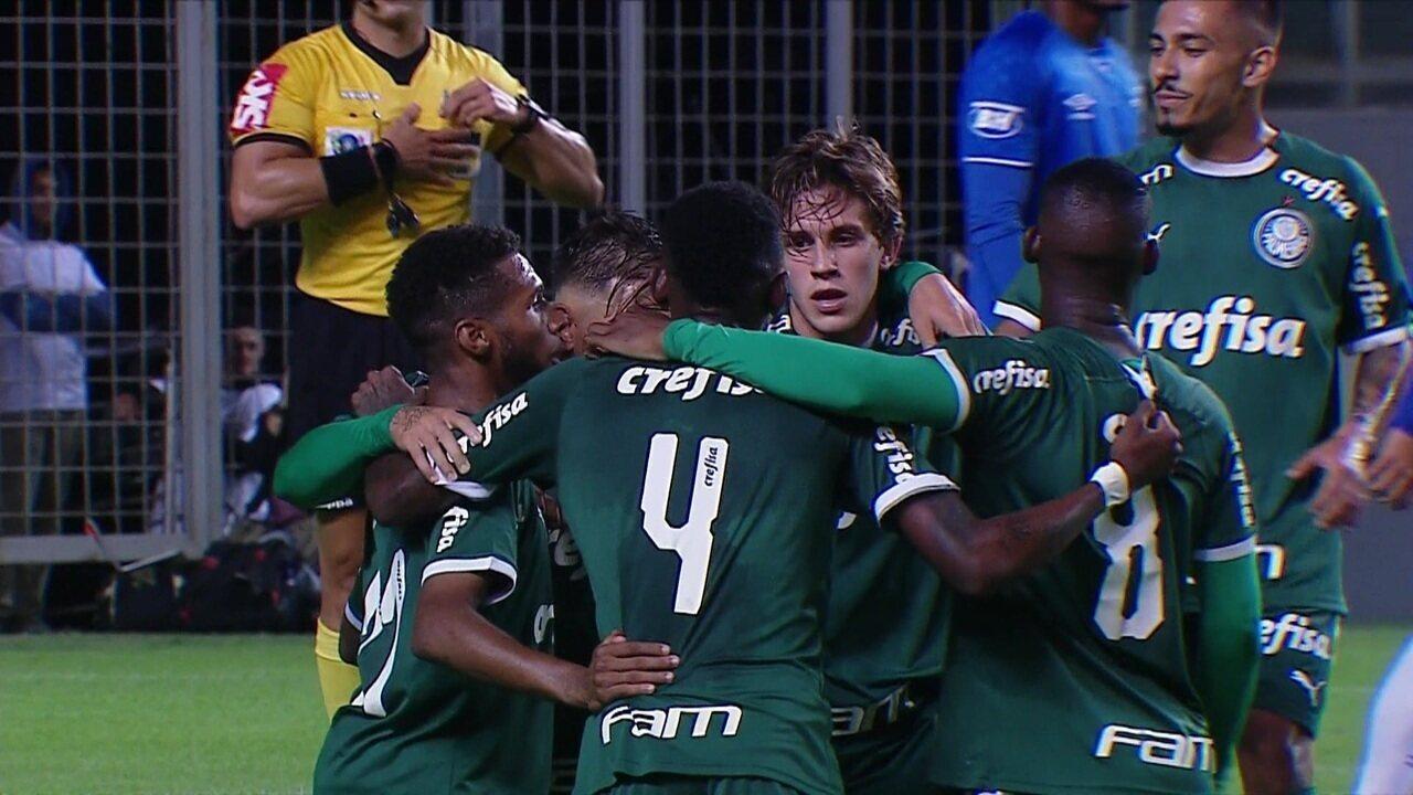 Melhores momentos de Cruzeiro 4 (1) x (4) 3 Palmeiras na final da Copa do Brasil Sub-20 de 2019
