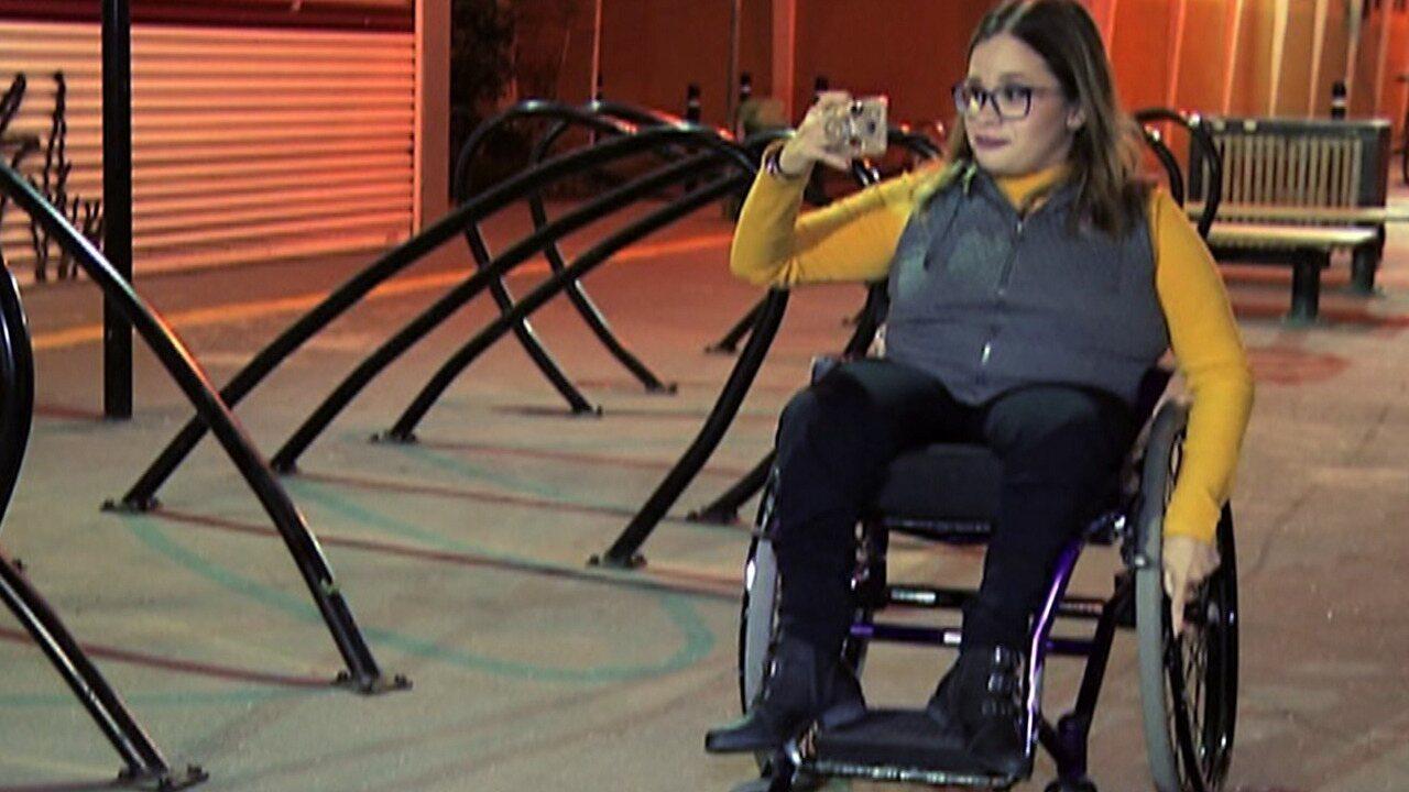 Resultado de imagem para Cadeirante de Mogi publica vídeos na internet sobre acessibilidade