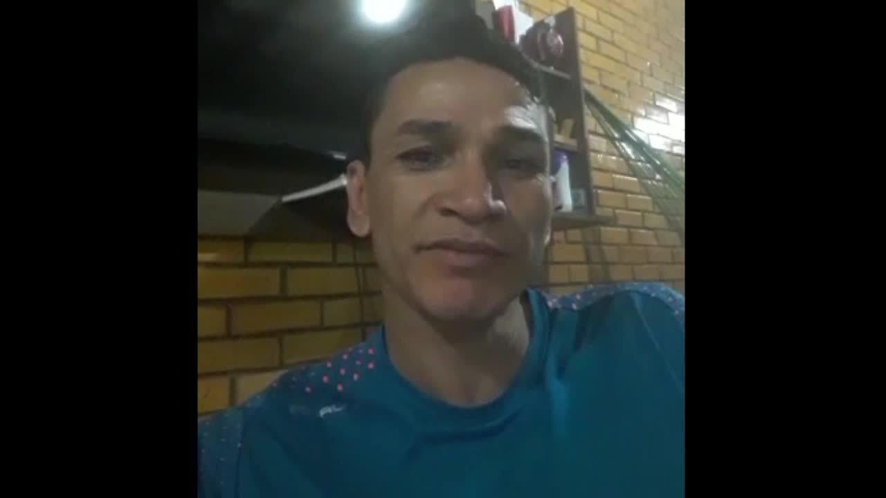 Obina e Ronaldo Angelim convidam torcedores do Flamengo para evento em Juiz de Fora